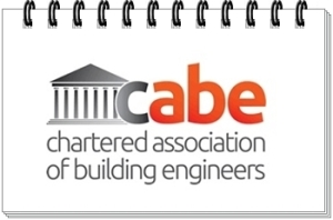 Memberships of Association, logo for Chartered Association of Building Engineers